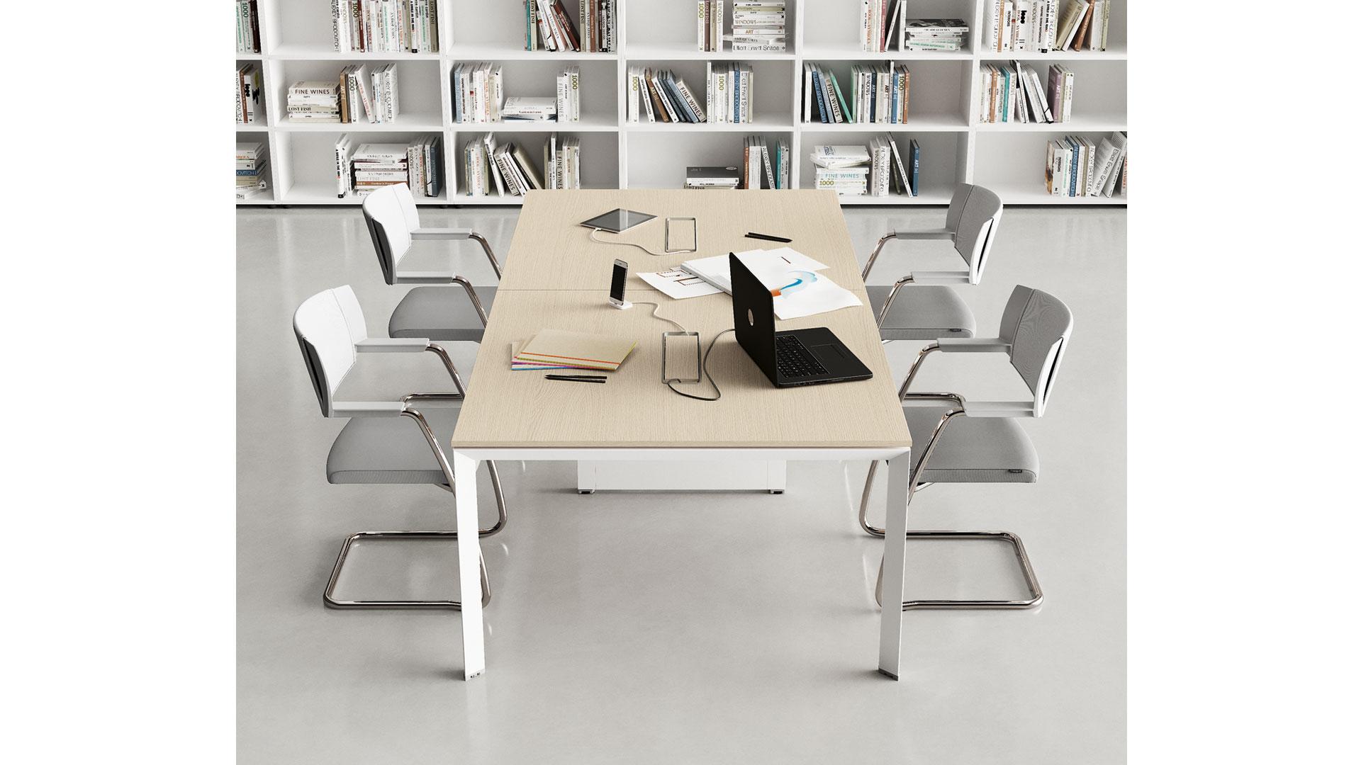 Table de réunion 5th Element