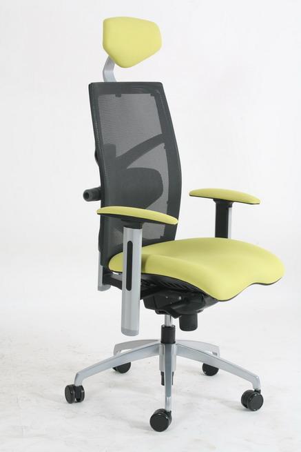 fauteuil de bureau perla design offital. Black Bedroom Furniture Sets. Home Design Ideas