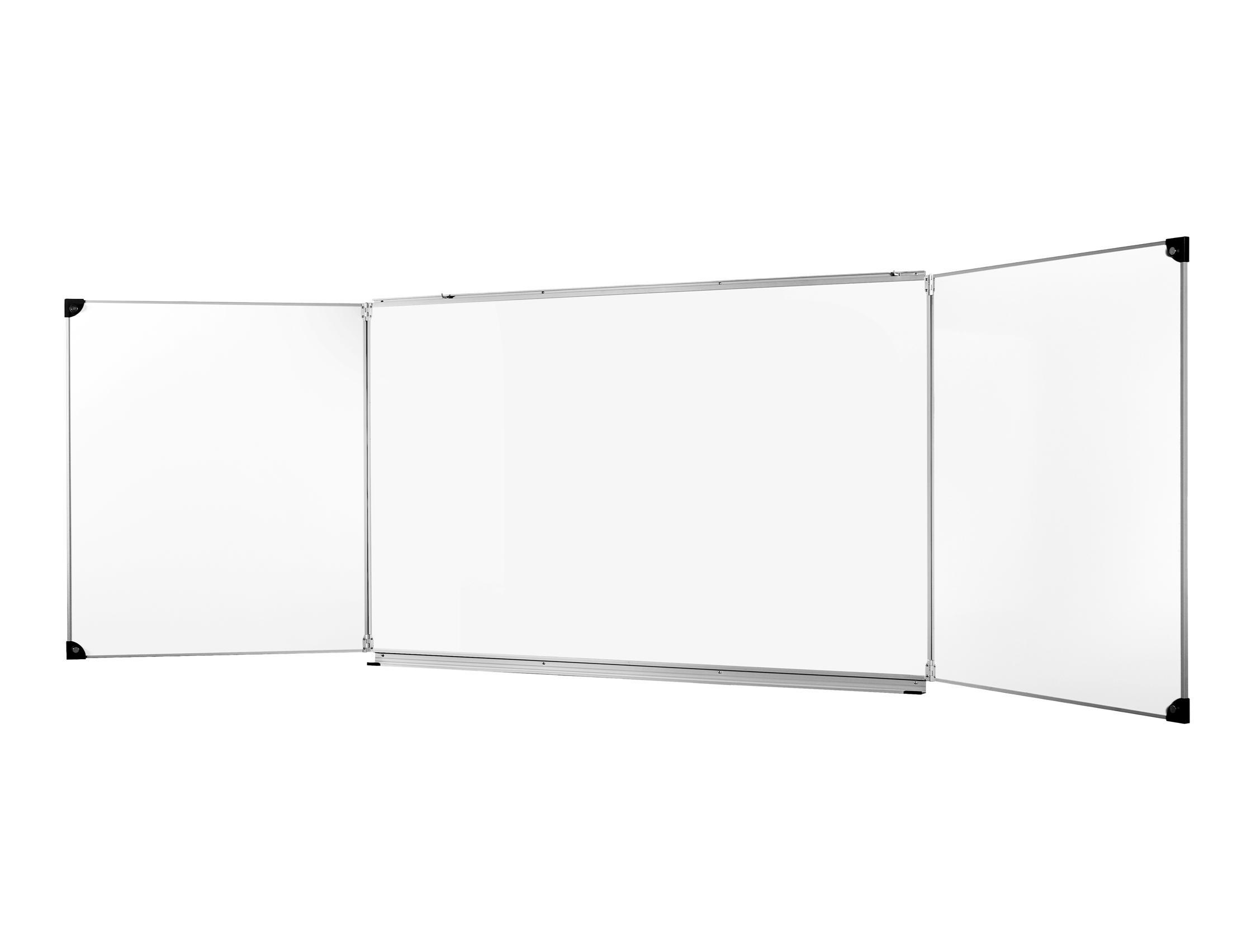 Tableau triptyque blanc