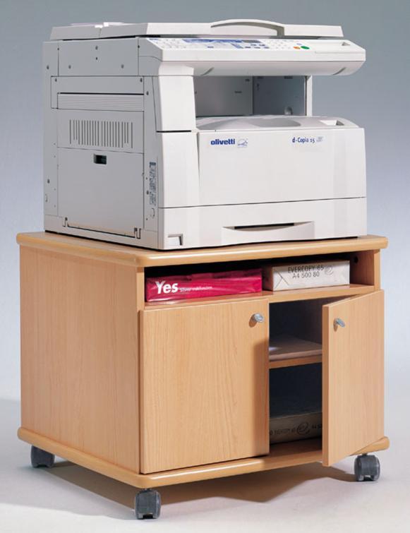 Support pour copieur/fax
