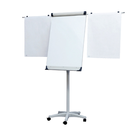 Chevalet de conférence mobile