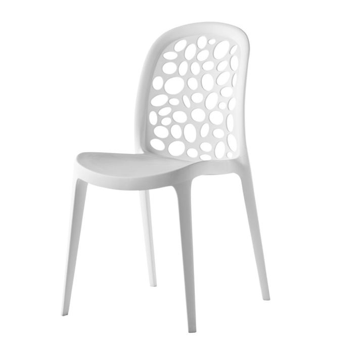 Si ges pour espaces collectifs offital - Chaise resine blanche ...
