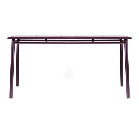 Longue table haute NC