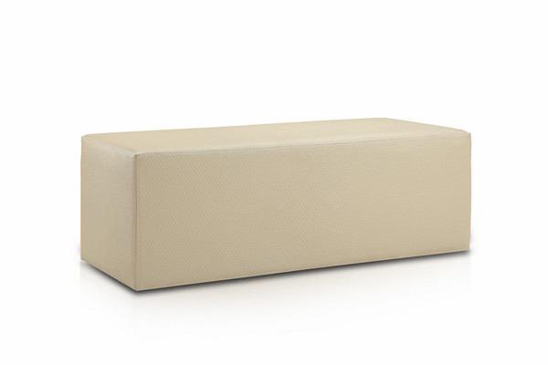 Pouf rectangulaire Stool