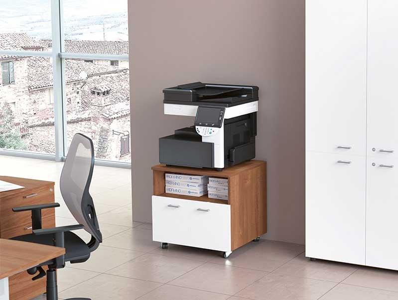 Meuble photocopieur Oxi