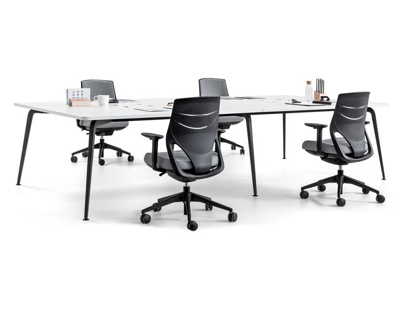 Table de réunion Twist