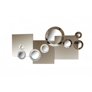 Tableau Miroirs Infinity